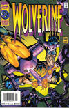 Cover for Wolverine (Marvel, 1988 series) #92 [Newsstand]