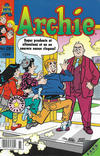 Cover for Archie (Editions Héritage, 1971 series) #261