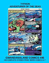 Cover for Gwandanaland Comics (Gwandanaland Comics, 2016 series) #46 - Typhon: Adventurer of the Seas
