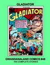 Cover for Gwandanaland Comics (Gwandanaland Comics, 2016 series) #48 - Gladiator