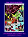 Cover for Gwandanaland Comics (Gwandanaland Comics, 2016 series) #52 - The Spider Queen