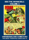 Cover for Gwandanaland Comics (Gwandanaland Comics, 2016 series) #53 - Ibis the Invincible Volume 3