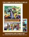 Cover for Gwandanaland Comics (Gwandanaland Comics, 2016 series) #57 - The Complete Buffalo Belle