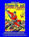 Cover for Gwandanaland Comics (Gwandanaland Comics, 2016 series) #58 - The Flag