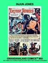 Cover for Gwandanaland Comics (Gwandanaland Comics, 2016 series) #60 - Injun Jones