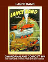 Cover for Gwandanaland Comics (Gwandanaland Comics, 2016 series) #64 - Lance Rand
