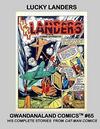 Cover for Gwandanaland Comics (Gwandanaland Comics, 2016 series) #65 - Lucky Landers
