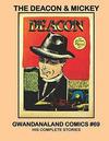 Cover for Gwandanaland Comics (Gwandanaland Comics, 2016 series) #69 - The Complete Deacon & Mickey