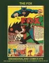 Cover for Gwandanaland Comics (Gwandanaland Comics, 2016 series) #70 - The Fox
