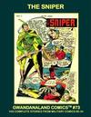 Cover for Gwandanaland Comics (Gwandanaland Comics, 2016 series) #73 - The Sniper