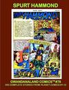 Cover for Gwandanaland Comics (Gwandanaland Comics, 2016 series) #78 - Spurt Hammond