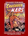 Cover for Gwandanaland Comics (Gwandanaland Comics, 2016 series) #87 - Crusader from Mars