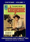 Cover for Gwandanaland Comics (Gwandanaland Comics, 2016 series) #94 - Cheyenne Volume 1