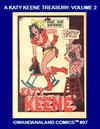 Cover for Gwandanaland Comics (Gwandanaland Comics, 2016 series) #97 - A Katy Keene Treasury Volume 2