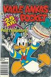 Cover for Kalle Ankas pocket (Serieförlaget [1980-talet], 1993 series) #162 - Fest i Ankeborg!