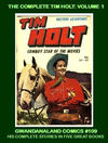 Cover for Gwandanaland Comics (Gwandanaland Comics, 2016 series) #109 - The Complete Tim Holt Volume 1