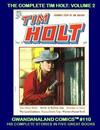 Cover for Gwandanaland Comics (Gwandanaland Comics, 2016 series) #110 - The Complete Tim Holt: Volume 2