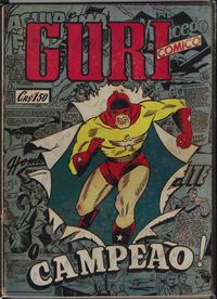 Cover Thumbnail for O Guri Comico (O Cruzeiro, 1940 series) #141