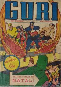 Cover Thumbnail for O Guri Comico (O Cruzeiro, 1940 series) #182