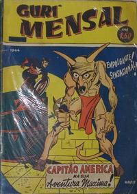 Cover Thumbnail for O Guri Comico (O Cruzeiro, 1940 series) #96
