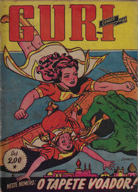 Cover Thumbnail for O Guri Comico (O Cruzeiro, 1940 series) #169