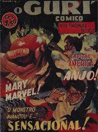Cover Thumbnail for O Guri Comico (O Cruzeiro, 1940 series) #101