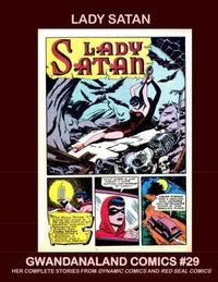 Cover Thumbnail for Gwandanaland Comics (Gwandanaland Comics, 2016 series) #29 - Lady Satan