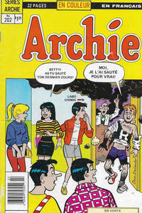 Cover Thumbnail for Archie (Editions Héritage, 1971 series) #202