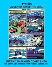 Cover Thumbnail for Gwandanaland Comics (Gwandanaland Comics, 2016 series) #46 - Typhon: Adventurer of the Seas