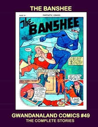 Cover Thumbnail for Gwandanaland Comics (Gwandanaland Comics, 2016 series) #49 - The Banshee