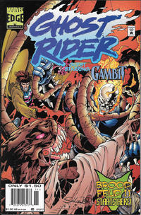 Cover Thumbnail for Ghost Rider (Marvel, 1990 series) #67 [Newsstand]