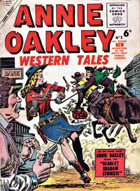 Cover Thumbnail for Annie Oakley (L. Miller & Son, 1957 series) #2