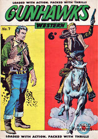 Cover Thumbnail for Gunhawks Western (Mick Anglo Ltd., 1960 series) #7
