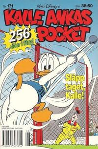 Cover Thumbnail for Kalle Ankas pocket (Serieförlaget [1980-talet], 1993 series) #171 - Släpp taget, Kalle!