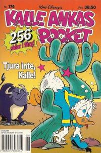 Cover Thumbnail for Kalle Ankas pocket (Serieförlaget [1980-talet], 1993 series) #174 - Tjura inte, Kalle!