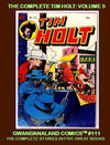 Cover for Gwandanaland Comics (Gwandanaland Comics, 2016 series) #111 - The Complete Tim Holt Volume 3