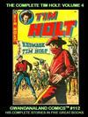 Cover for Gwandanaland Comics (Gwandanaland Comics, 2016 series) #112 - The Complete Tim Holt Volume 4