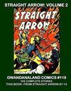 Cover for Gwandanaland Comics (Gwandanaland Comics, 2016 series) #119 - Straight Arrow: Volume 2