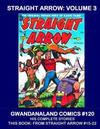 Cover for Gwandanaland Comics (Gwandanaland Comics, 2016 series) #120 - Straight Arrow: Volume 3