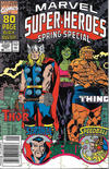 Cover for Marvel Super-Heroes (Marvel, 1990 series) #5 [Newsstand]