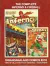 Cover for Gwandanaland Comics (Gwandanaland Comics, 2016 series) #319 - The Complete Inferno & Fireball