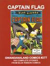 Cover for Gwandanaland Comics (Gwandanaland Comics, 2016 series) #277 - Captain Flag