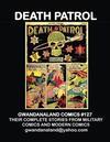 Cover for Gwandanaland Comics (Gwandanaland Comics, 2016 series) #127 - Death Patrol