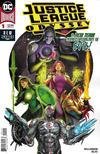Cover for Justice League Odyssey (DC, 2018 series) #1 [Stjepan Šejić Cover]
