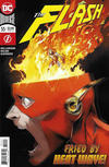 Cover for The Flash (DC, 2016 series) #55 [Dan Mora Cover]