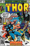 Cover Thumbnail for Thor (1966 series) #284 [Direct]
