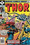 Cover Thumbnail for Thor (1966 series) #261 [Whitman]