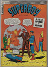 Cover for Superboy (Editora Brasil-América [EBAL], 1966 series) #3