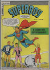Cover for Superboy (Editora Brasil-América [EBAL], 1966 series) #4
