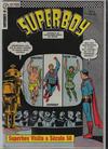 Cover for Superboy (Editora Brasil-América [EBAL], 1966 series) #8